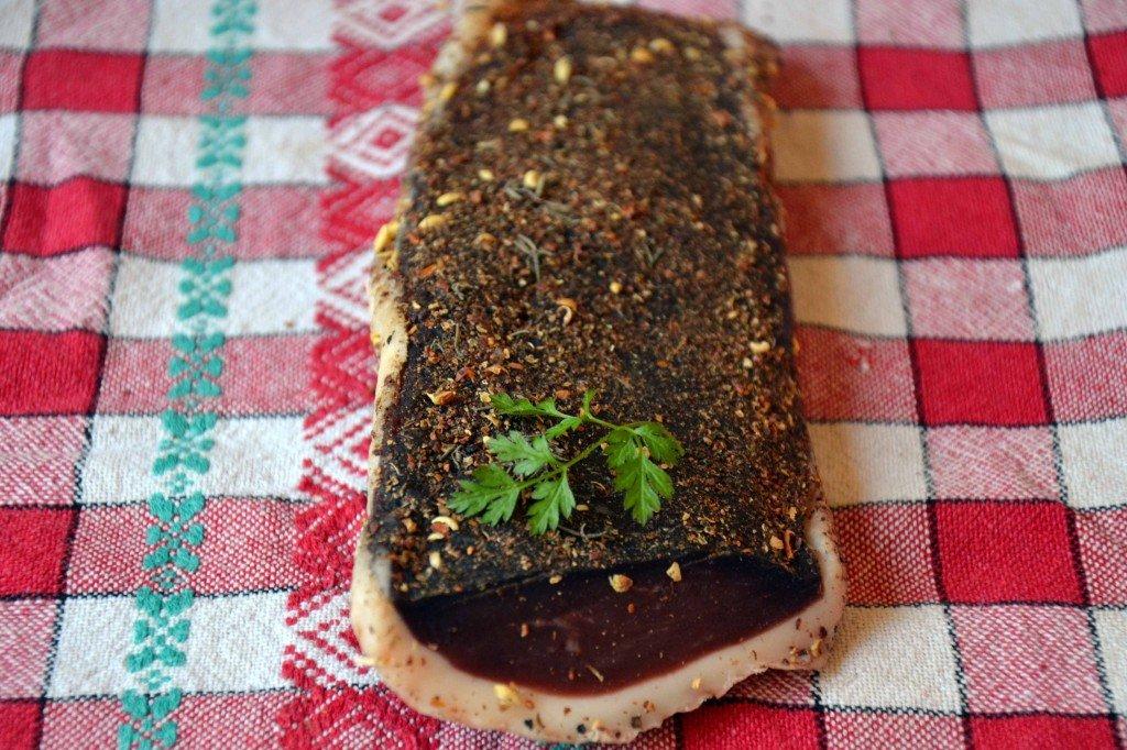 Magret de Canard Séché dans Cuisine magret-seche